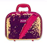 Girabrilla - Nice Group Make Up Case-Maletín Maquillaje Magenta Pearl, Color perlescente, 02522D