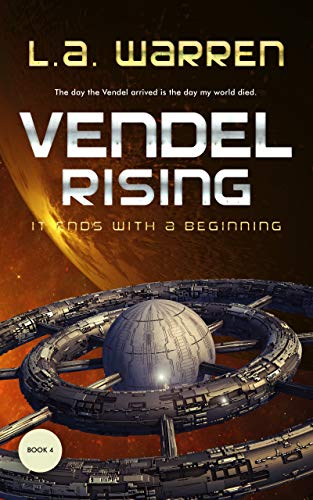 Vendel Rising: Vol 4: It Ends With a Beginning (English Edition)