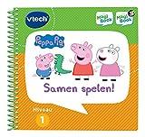 VTech MagiBook Peppa - Juegos educativos (Multicolor, Niño/niña, 2 año(s), 5 año(s), Holandés, Papel)