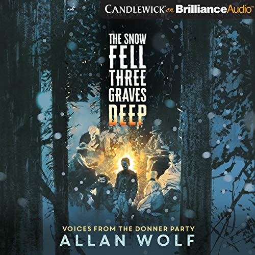 The Snow Fell Three Graves Deep cover art