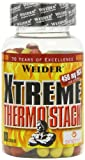 Weider, Xtreme Thermo Stack, 1er Pack (1x 80...