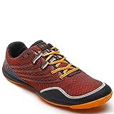 AZANI Rapid Racer Minimal Running Shoes - Red - UK 8