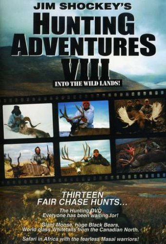 Hunting Adventures 8 [Alemania] [DVD]