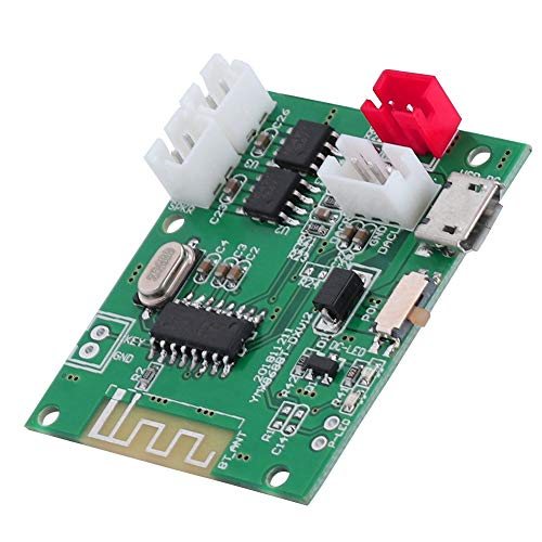Eindversterker board, Bluetooth5.0 2 * 5w digitale aux audio versterker board DC3.7V-5V