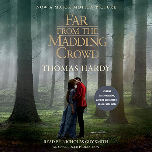 Far From the Madding Crowd (Movie Tie-in Edition) audiobook cover art