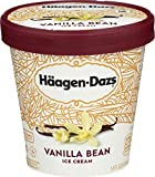 Haagen-Dazs Ice Cream, Vanilla Bean, 14 oz (Frozen)