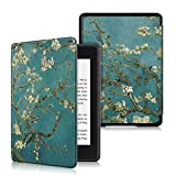 ProElite Flowers Designer Smart Flip case Cover for Amazon Kindle Paperwhite 10th Generation