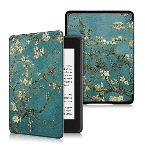 Case para Novo Kindle Paperwhite à prova d'água Função Liga/Desliga