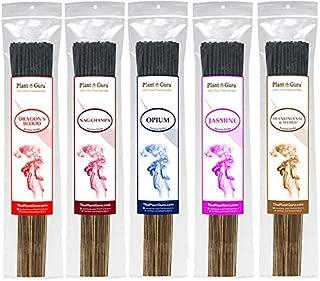 Incense Sticks Variety Set 500 Pack Sampler Premium Quality Smooth Clean Burn 10.5