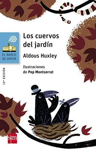 Los cuervos del jardín: 137 (El Barco de Vapor Azul)
