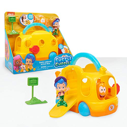 Bubble Guppies Swim-Sational School Bus