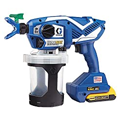 Ultra Max 17M367 Cordless Paint Sprayer by Graco