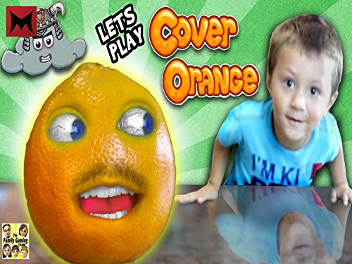 The Orange that's Annoying - Cover …