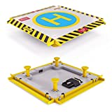 Remote Control Helicopter Landing Pad - Complete Edition - Flashing LED Lights...