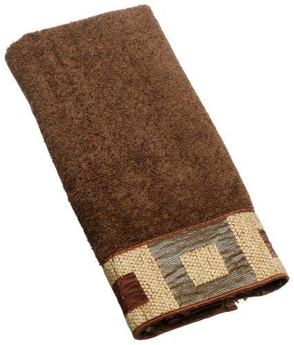 Avanti Linens Precision Fingertip Towel, Mocha