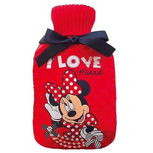 Minnie Mouse Bouteille d'eau chaude.