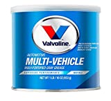 Valvoline Multi-Vehicle Moly-Fortified Gray Grease 1 LB