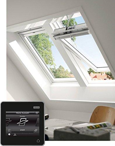 VELUX Group fenêtre de toit Velux GGU 007030 plastique Integra solaire fenêtre thermique Aluminium