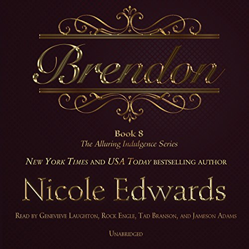 Brendon Audiobook By Nicole Edwards cover art