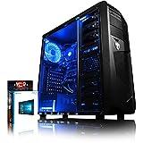VIBOX Precision 6XSW PC Gaming Computer con War Thunder Voucher di Gioco, Windows 10 OS (4,1GHz AMD FX 6-Core Processore, Nvidia...