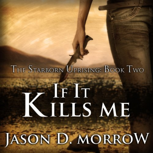 If It Kills Me audiobook cover art