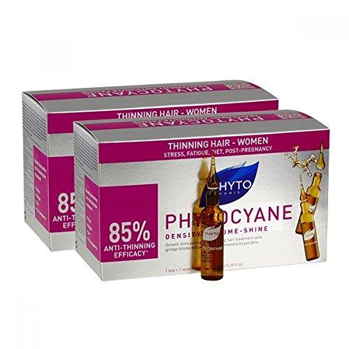 Phyto Phytocyane Duo Vials