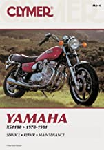 Yamaha XS1100 Fours 78-81 (Clymer motorcycle repair series)