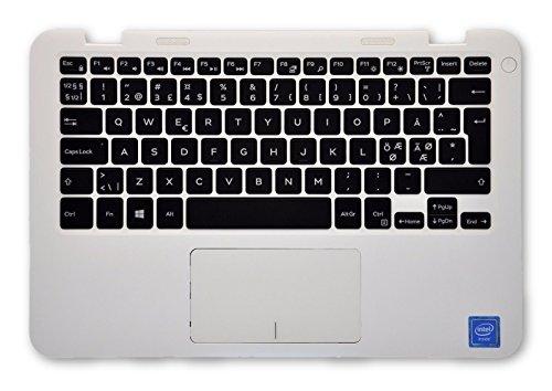 Dell Inspiron 11 3000 Series (3162) Handauflage mit N-EEUR Tastatur 7754Y RV8J2 Weiß