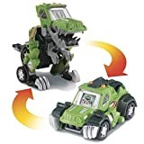 VTECH- Switch & GO Dinos-DREX Voiture/Dinosaure, 80-197205, Multicolore - Version FR