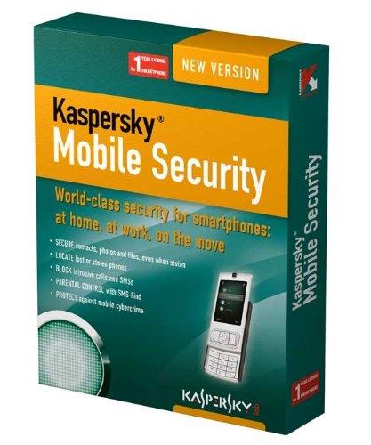 Kaspersky Mobile Security V8 (PC CD)