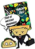 Nacho Taco - A Taco Burrito Game with Nachos - Xmas Gift for Kids, Teens, Great Gift for Kids, Teens - Taco Tuesday - Quick and Easy to Learn - Good Clean Fun for All Ages