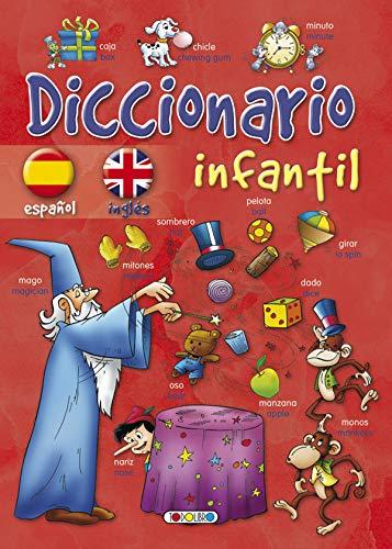 Diccionario infantil español - ingles - 9788490376966
