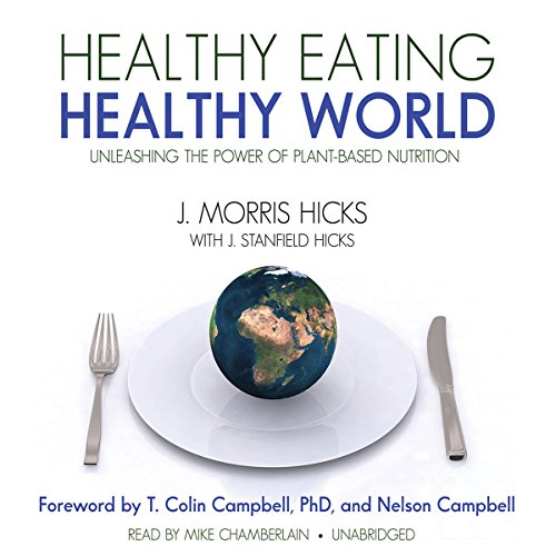 Healthy Eating, Healthy World cover art