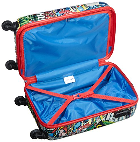 American Tourister Hand Luggage, 32 Litres, Marvel Comics