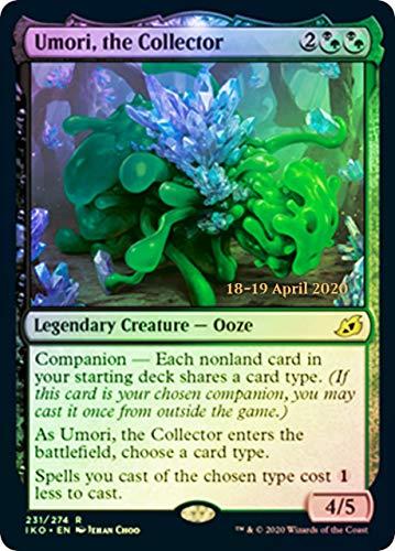 Magic: The Gathering - Umori, The Collector - Foil - Prerelease Promo