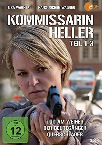 Kommissarin Heller: Teil 1-3 (2 DVDs)