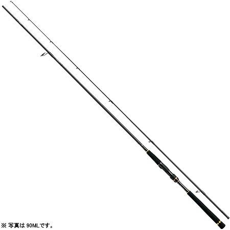 ダイワ(DAIWA) シーバスロッド スピニング ラテオ 100ML・Q シーバス釣り 釣り竿
