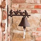 Antikas - Glocke für Landhaus