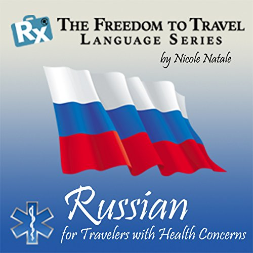 RX: Freedom to Travel Language Series: Russian audiobook cover art