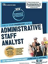 Best staff analyst exam preparation Reviews