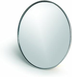 Camco Espelho de ponto cego convexo redondo 25613 9,5 cm