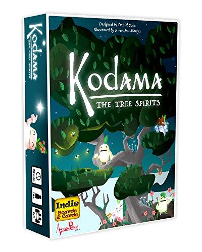 Indie Board & Card IBCKOD2 Kodama 2nd Edition, Mehrfarbig