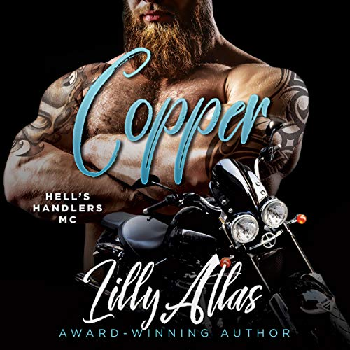 Copper audiobook cover art