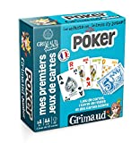 Grimaud- Poker Junior, 130008048, Bleu