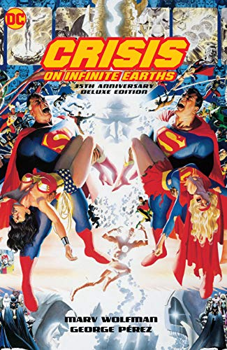 Crisis on Infinite Earths: 35th Anniversary Deluxe Edition (English Edition)