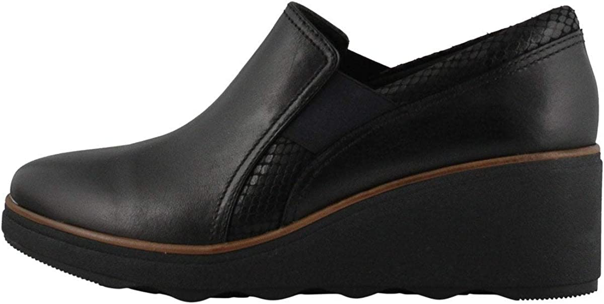 Clarks Women's Directly managed Quantity limited store Mazy Loafer Squam