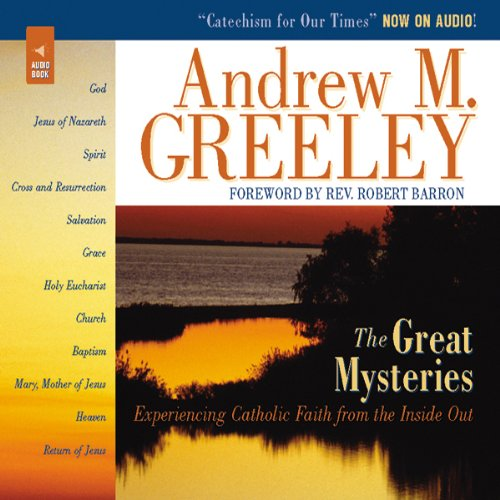 The Great Mysteries audiobook cover art