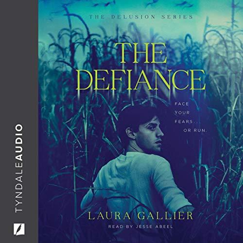 Diseño de la portada del título The Defiance