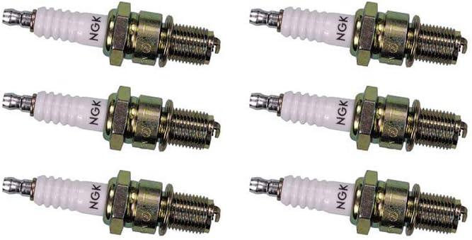 NGK Standard Series Spark Plug BKR5EKU mart Ranking TOP7 Pack VOLKSWAGEN P 6 for