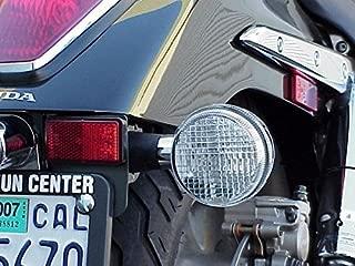 Clear Turn Signal Lens Kit for Honda Shadow VT 600 750 Spirit Deluxe Phantom RS 1100 Aero VT1300 VT1300C Interstate Stateline Sabre Fury VTX1300 VTX1800 VTX 1300 1800